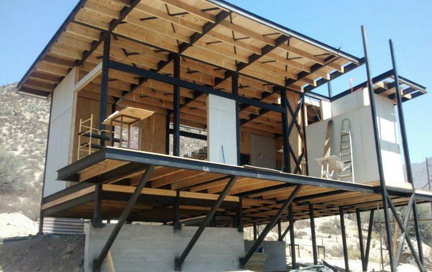 Carrusel 3 Arquitectura Casa Rinconada Ciudad Sostenible