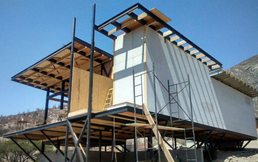 Carrusel 2 Arquitectura Casa Rinconada Ciudad Sostenible
