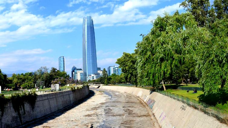 01. Blog Ciudad Sostenible. Rio Mapocho 1