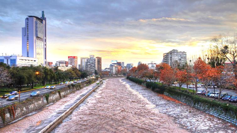 Santiago necesita un Mapocho Urbano