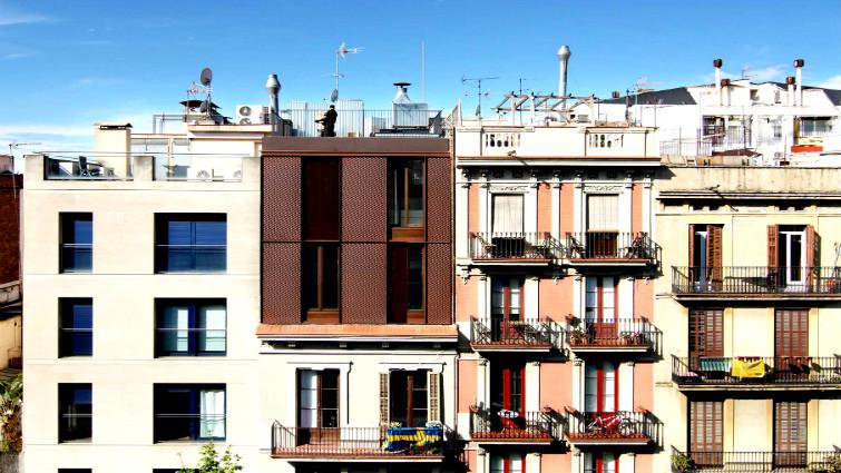Renovación urbana gracias a «La Casa por el Tejado»