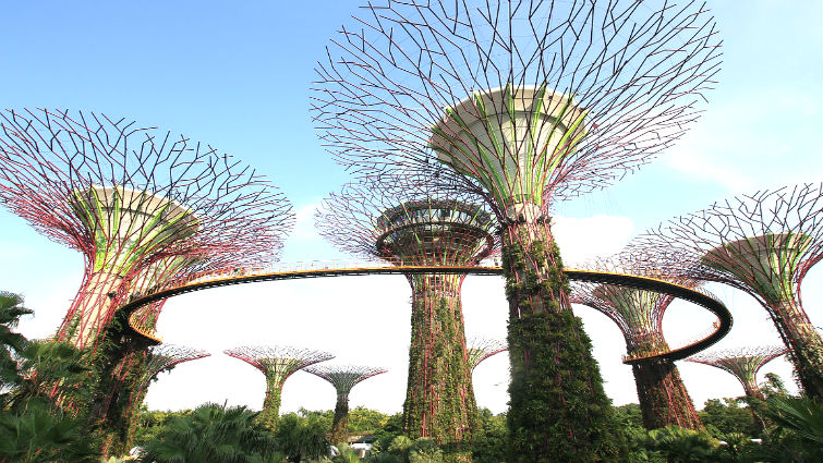 El Índice de Singapur