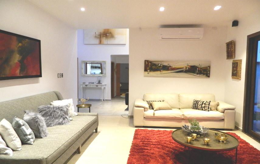 Ciuadad Sostenible Iluminacion casa Hadad 4
