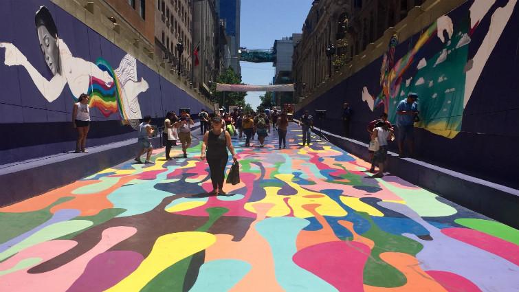 El Paseo Bandera debe ser más que una bonita calle pintada