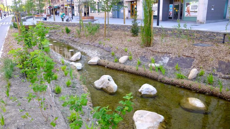 El plan de Vitoria-Gasteiz para recuperar su río