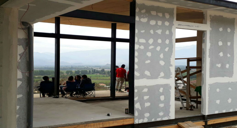 OK 01 Casa Riconada Modelado energitetmico Ciudad Sostenible