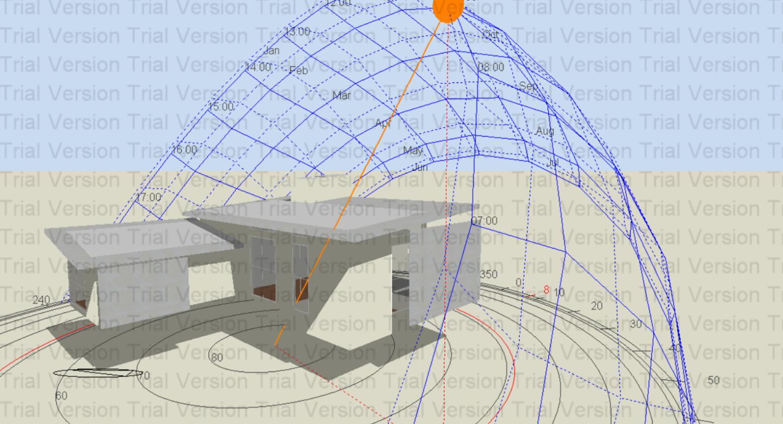 OK 04 Casa Riconada Modelado energitetmico Ciudad Sostenible