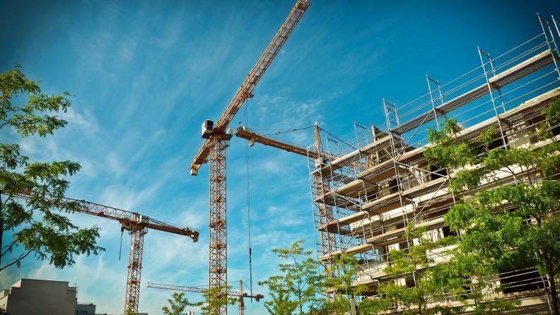 Huella de carbono en la construcción