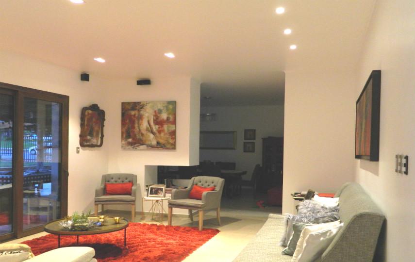 Ciuadad Sostenible Iluminacion casa Hadad 2